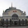Железнодорожные вокзалы в Бее